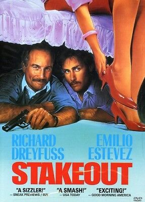 Stakeout [New DVD]