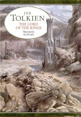 The lord of the rings by J. R. R Tolkien (Hardback)