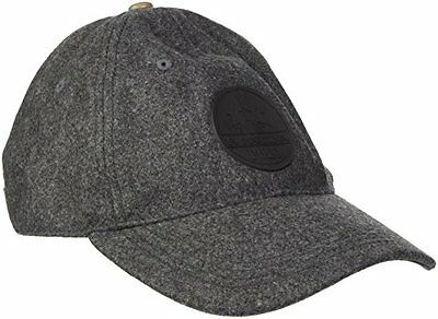 01007 Dark Heather Grey (TG. Taglia unica) LA MARTINA Cap Light Felt, Cappello U