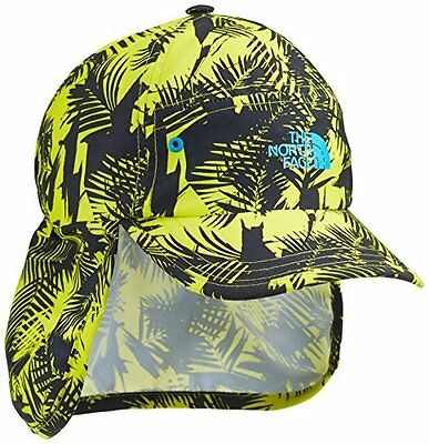 sulpher spring green palm print (TG. One Size) The North Face bambini cappello Y • EUR 7,00