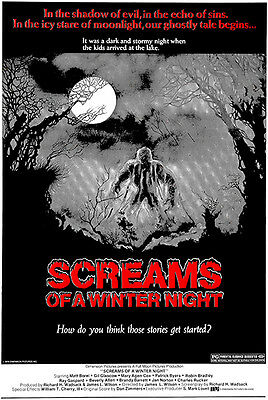 screams of a winter night dvd