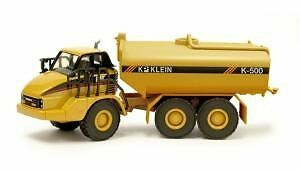 Cateripllar CAT 730 Truck With Water Tank 1:87 Model 55141 NORSCOT