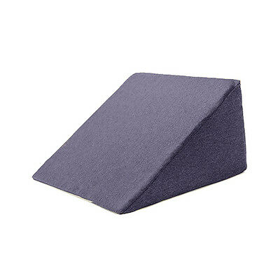 Sapphire Bed Wedge Cushion Back Rest Upright Support Orthopaedic Pillow Reflux