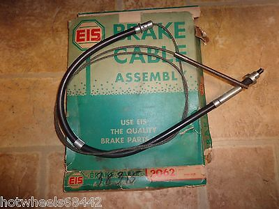 NOS 1959 Buick 4400 LeSabre 4600 Invicta Hand Lever Parking Brake Cable