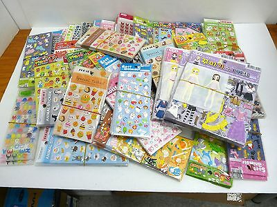 *NEW* Wholesale Lot of Over 200 Fashion Stickers