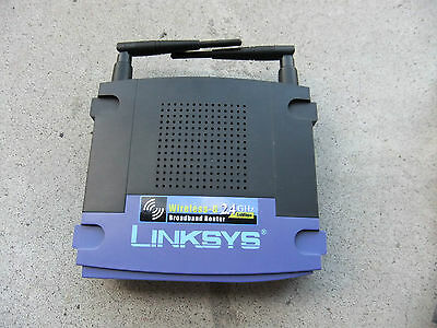 Linksys WRT54G V2  10/100 Wireless G Router - DD-WRT