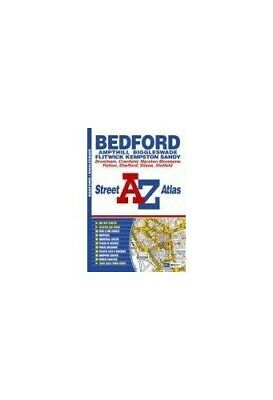 Bedford Street Atlas Paperback Book The Cheap Fast Free Post