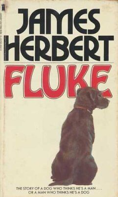 Fluke by Herbert, James Paperback Book The Cheap Fast Free Post