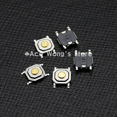 100PCS SMT 4X4X1.5MM 4*4*1.5MM Tactile Tact Push Button Micro Switch Momentary