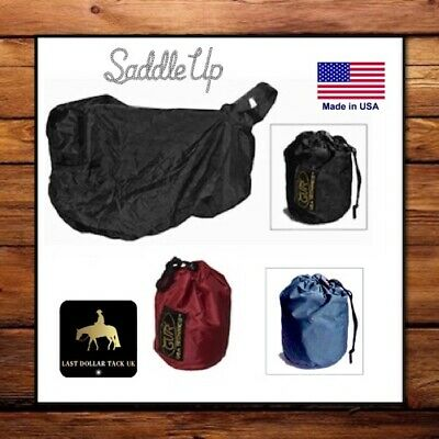 Western Saddle Cover ~ Keeps Your Saddle Clean & Dust Free