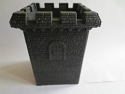 Warhammer Fortress Siege Tower Section Fantasy or LOTR Scenery Undercoated G01