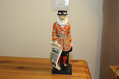 Royal Doulton Beefeater figure Ilustrated London News