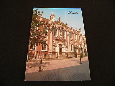 Worcestershire Postcard Guildhall Worcester