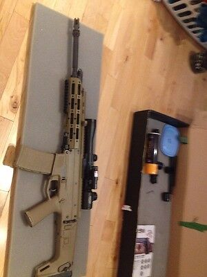 We Tech Acr Gbbr Airsoft Rifle