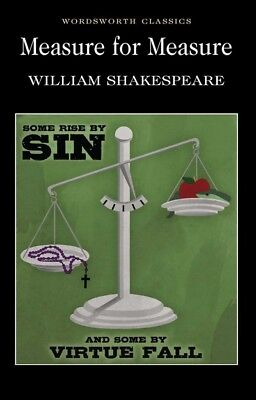 Measure for measure by William Shakespeare (Paperback)