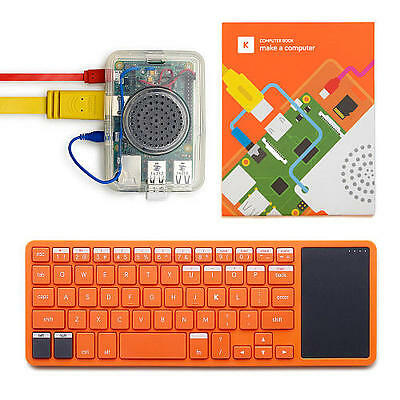 Kano Build Your Own Computer Kit Raspberry Pi 3 Motherboard Kids Learn Code HDMI
