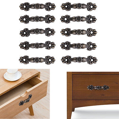 20pcs Antique High Quality Metal Cabinet Door Drawer Handle Cupboard Pull Knobs