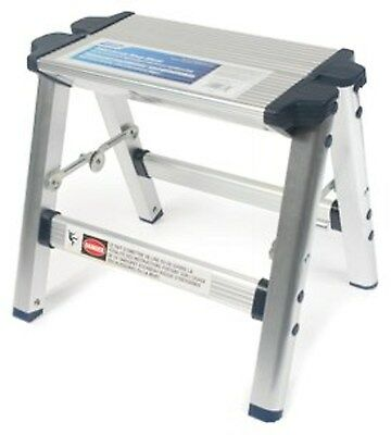 Camco 43672 Folding Metal Step Stool by Camco MODEL NO. 43672