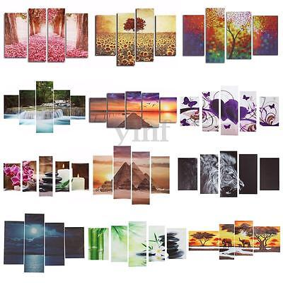 Huge Modern Art Oil Painting Canvas Picture Print Wall Hangings Decor NO frame