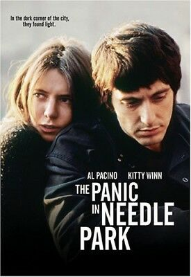 The Panic in Needle Park [New DVD] Full Frame, Dolby, Dubbed, Subtitled, Wides