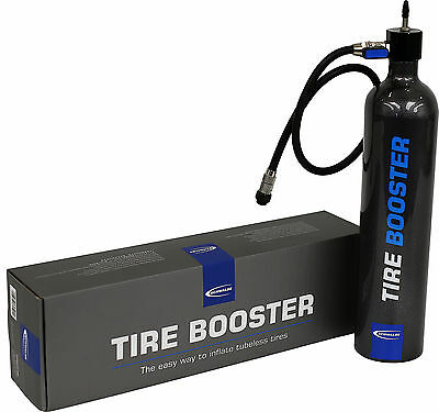 Schwalbe Tubeless Assembly Tyre Tire Booster Cylinder Pump