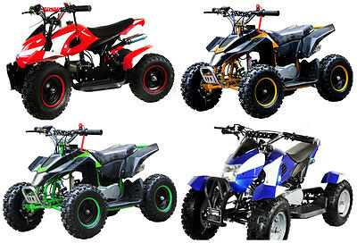 50cc DIRT NINJA ATV QUAD BIKE PETROL OFF ROAD ATV AUTOMATIC BOYS REVERSE GEAR