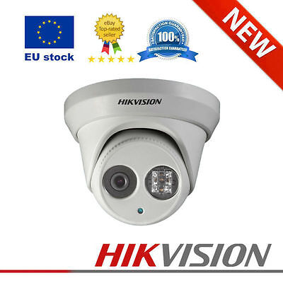 Hikvision DS-2CD2342WD-I 4MP IP Turret Network Security Camera EXIR ONVIF 2.8 mm