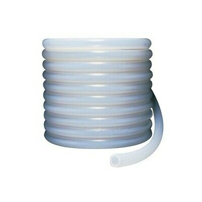 "25 Feet of 1/4"" I.D. x 1/2"" O.D. x 1/8"" Wall Silicone Tubing - Heavy Duty, 25'"