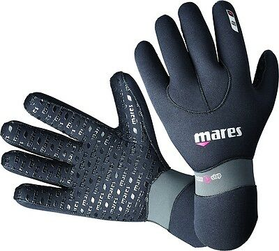 Mares Flexa Fit Scuba Diving 5mm Gloves (All Sizes) 412718