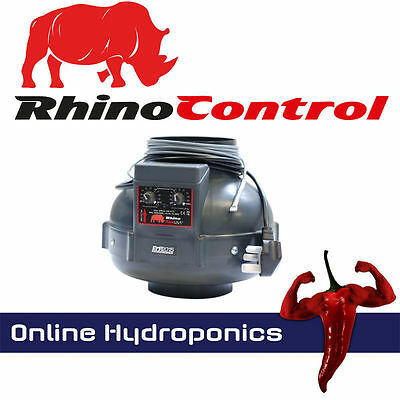 Rhino Fans Single/Thermostatic/Twin Speed