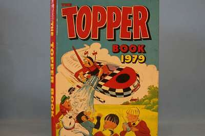 The Topper Book 1979 Thomson Very Good Book