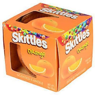 Skittles Boxed Scented Candle 85g - Orange Creme