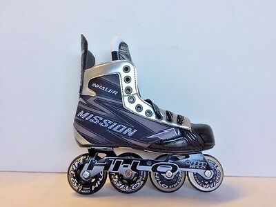 Mission Inhaler NLS6 Inline Roller Hockey Skates