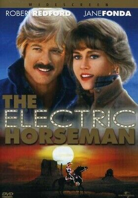 The Electric Horseman [New DVD]