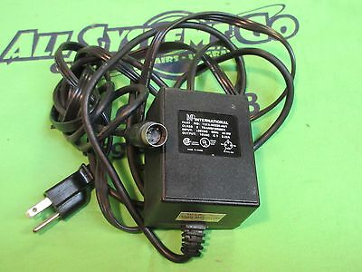 MP INTERNATIONAL T57A-N2220-A6/1 AC ADAPTER 18VAC 3 PIN DIN 13mm