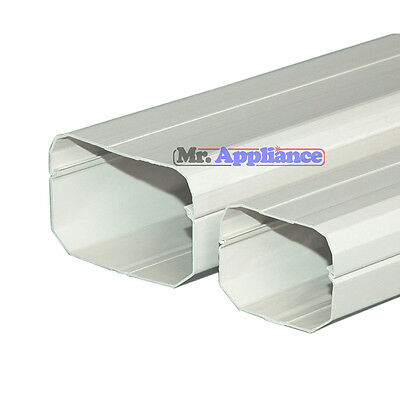 MCD-110 Air Conditioner Ducting Cable Duct 110mm x 2m