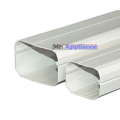 MCD-80 Air Conditioner Ducting Cable Duct 80mm x 2m