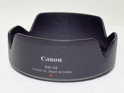 New! Official Canon Lens Hood EW-54 Japan Import! Free Shipping!