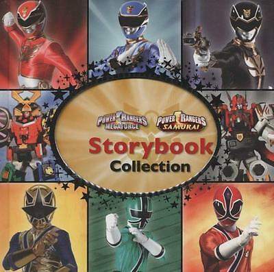 NEW Power Rangers Story Book Collection By Parragon Hardcover Free Shipping