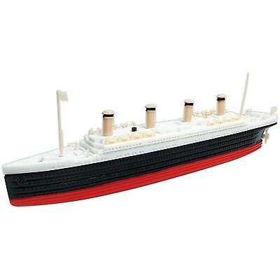 RMS Titanic Battery Powered Toy Atlantis Toy and Hobby, (Tight Packaging) NEW