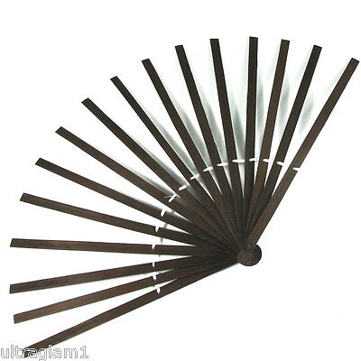 Bamboo Feather Fan Base Staves/frame/sally Rand/show Girl/carnival/drag Queen