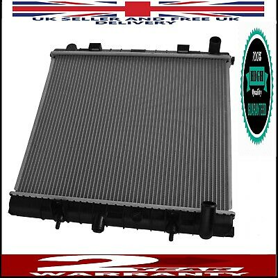 Brand New Radiator Land Rover Range Rover 2 Lp/p38 1998 To 2002 4.0 V8 / 4.6 V8