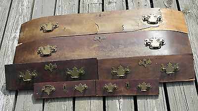 Period Chippendale Brass Hardware