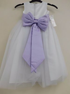 Job Lot Flower Girl dresses x 7 ages 2 to 8 yrs Ex Display