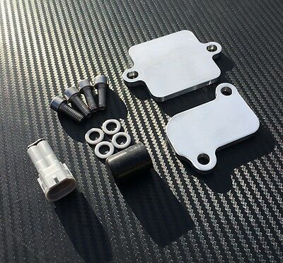 Yamaha MT09 FZ09 SMOG Blanking Plates PAIR AIS Eliminator Block Off MT-09 FZ-09