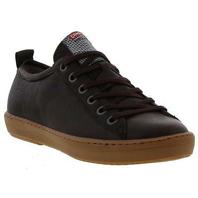 Camper 18008 Imar Mens Brown Leather Casual Shoes Size 8-12