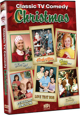 Classic TV Comedy Christmas Collection [New DVD] Full Frame