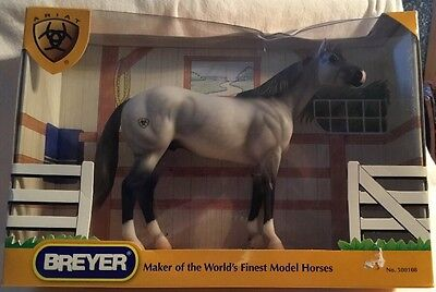 Breyer 2008 ARIAT Limited Edition Collectable Model Horse No. 500108 NIB