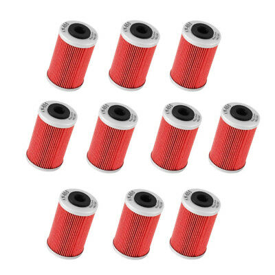 10-pack of K&N oil filter filters for KTM 500EXC-F 2012-2017 KN-655 x 10