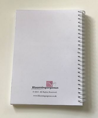 3mth Food Diary Slimming World Compatible Diet Tracker Journal Notebook - BK 10